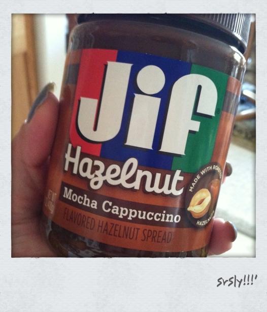 jiff mocha cappuccino spread